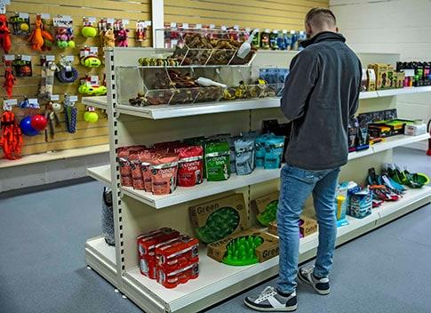 dogs aloud pet shop