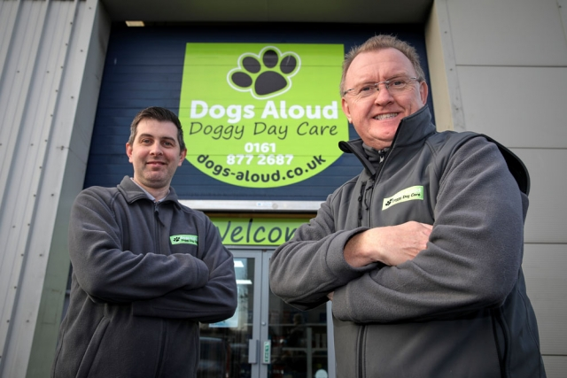 Manchester Doggy Daycare Centre