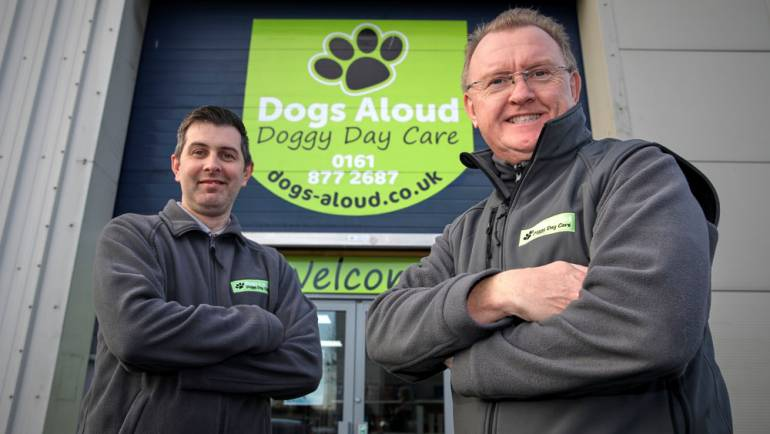 We're open and ready to care for your canines!